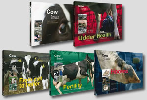 THE COW SIGNALS BOOK SERIES. PRACTICAL TRAINING FOR CATTLE FARMERS - Buy here