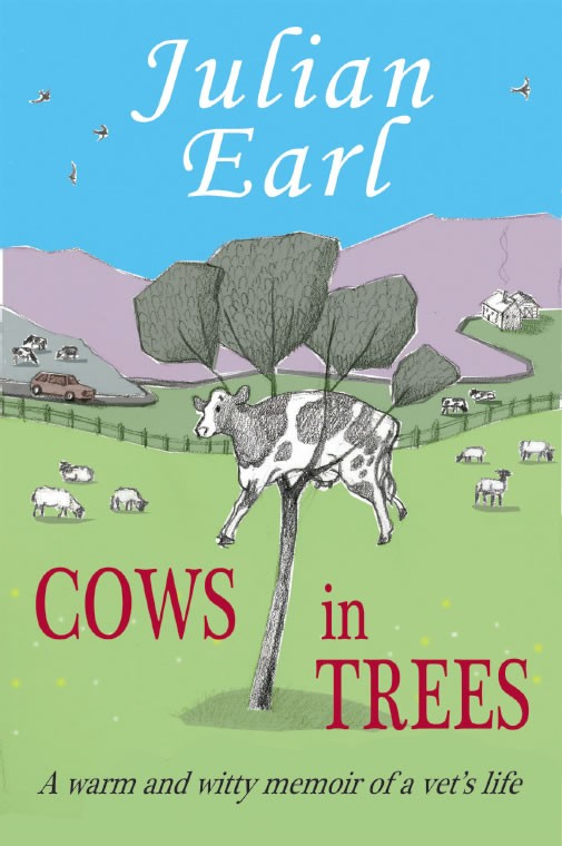 Cow's in Trees