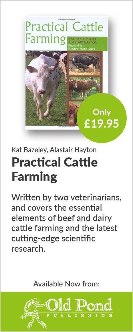 Practical Cattle Farming - Old Pond Publishing